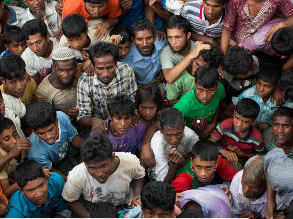 Refugee Support for the Rohingya